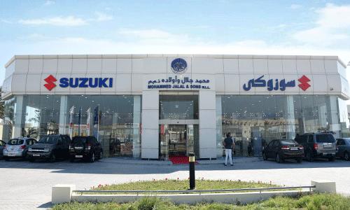 Suzuki bahrain about